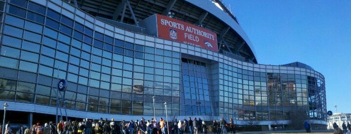 Empower Field at Mile High is one of Sports Arena's.