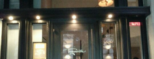 Tocqueville Restaurant is one of NYC Restaurant Week Uptown.
