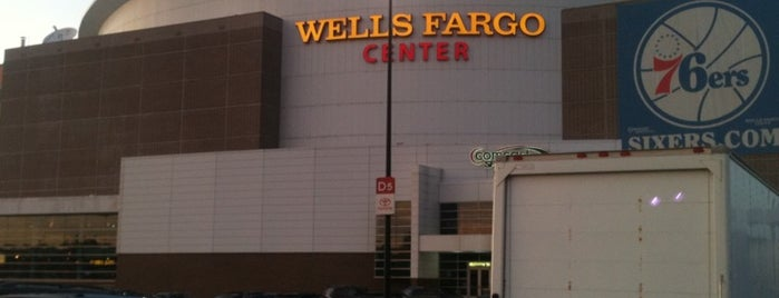 Wells Fargo Center is one of US Pro Sports Stadiums - ALL.