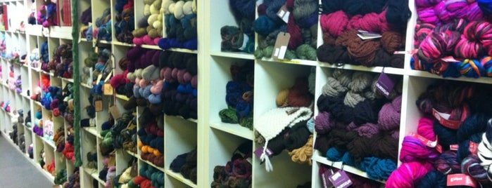 I Knit is one of Tired of London, Tired of Life (Jan-Jun).