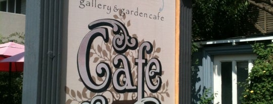 Veronese Gallery Cafe is one of Pretty Tea Rooms & Coffee Shops.