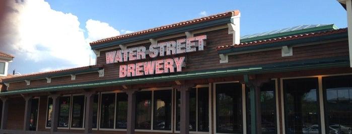 Water Street Brewery is one of Lieux qui ont plu à Ferdinand.