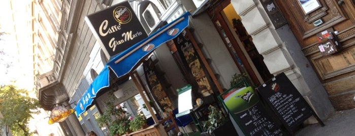 Caffe GianMario is one of Buda.