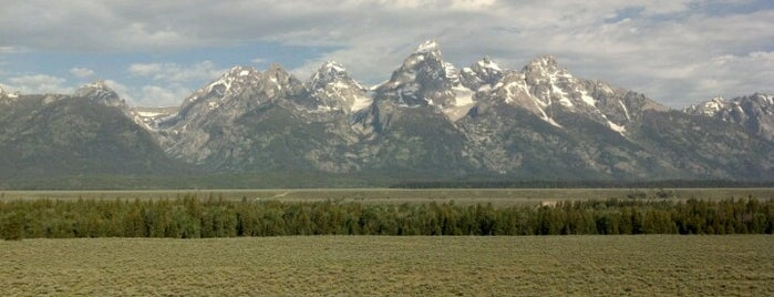 Schwabacher's Landing is one of While in the GYE.