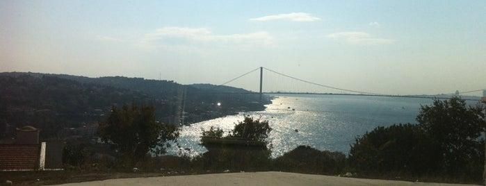 Çengelköy is one of İstanbul'un Semtleri.