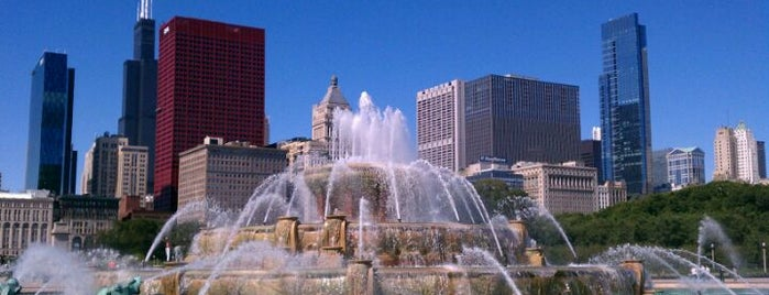 Grant Park is one of Best city parks.