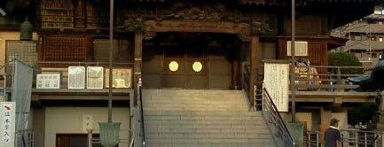 Naritasan Kawagoe Betsuin is one of 川越.