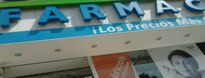 Farmacia San Pablo is one of Locais curtidos por Jacob.