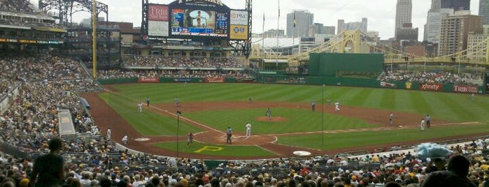 PNC Park is one of Best Places to Check out in United States Pt 7.