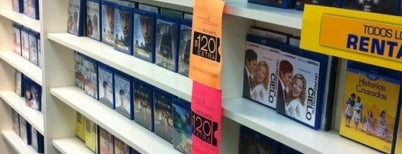 Blockbuster is one of Lugares guardados de pakoo.