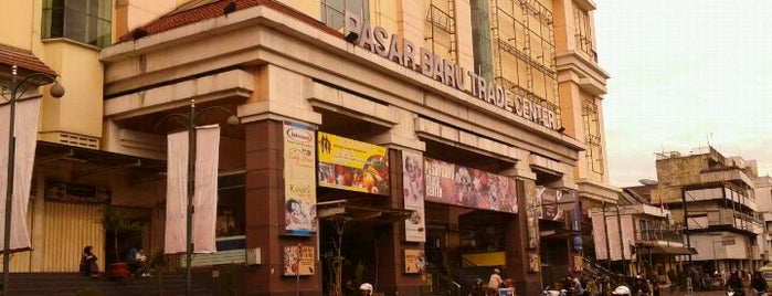 Pasar Baru Trade Center is one of Posti che sono piaciuti a Cinta.