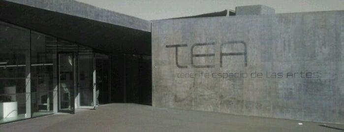 TEA Espacio De Arte is one of Patrimonio de Santa Cruz de Tenerife.