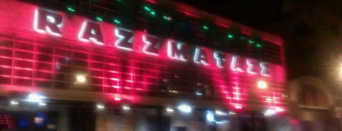 Razzmatazz is one of √ TOP EUROPEAN CLUBS & DISCOS.