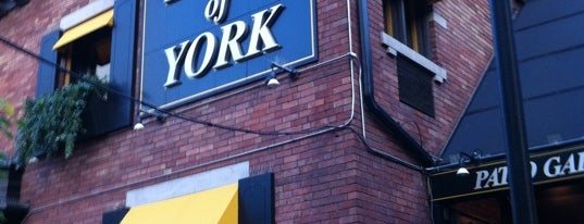 Duke of York is one of Places To Drink - Toronto.