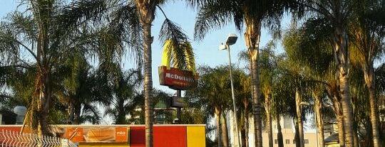 McDonald's is one of INDAIATUBA.
