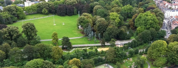 Parc Josaphatpark is one of S Marks The Spots in BRUSSELS.