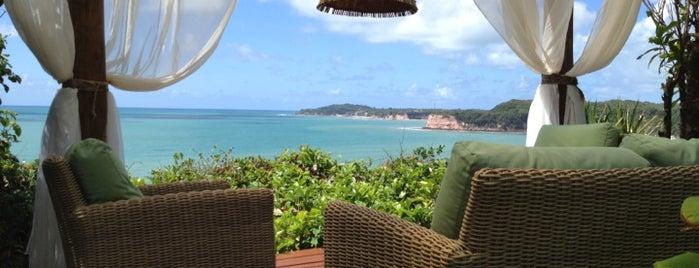 Hotel Ponta do Madeiro is one of Posti che sono piaciuti a Alberto Luthianne.