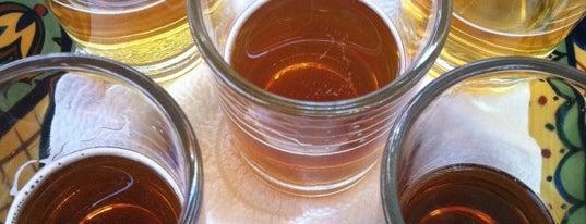 Blue Heron Brewery is one of ALBQ.