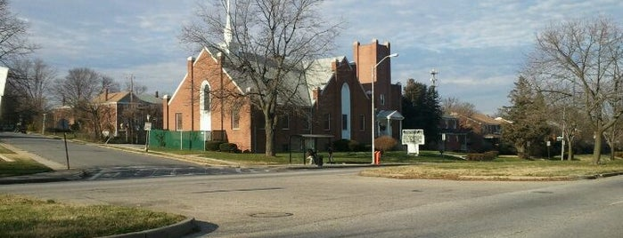 Friendship Baptist Church is one of Friendly Houses of Worship.