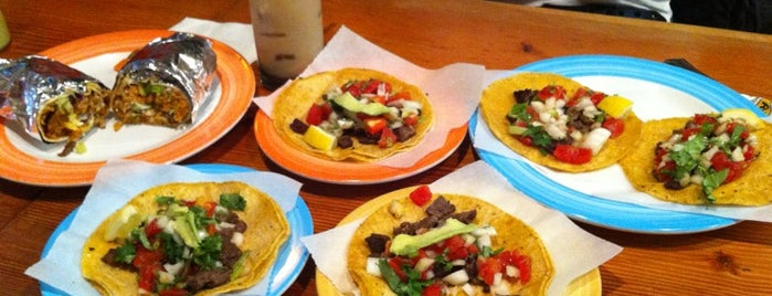 Taco Rico is one of The Seoultorialist.