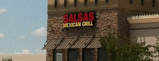 Salsas Mexican Grill is one of Taste - Irving.
