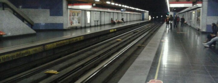 Metro Universidad Católica is one of Santiago.
