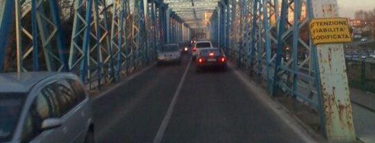 Ponte Della Vittoria is one of I miei luoghi.