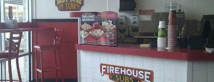 Firehouse Subs is one of Jacksonville.