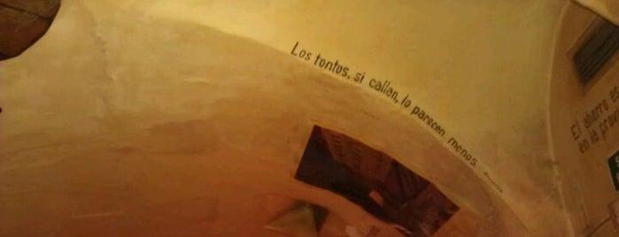 Las Cuevas del Sésamo is one of The Best Of Madrid.