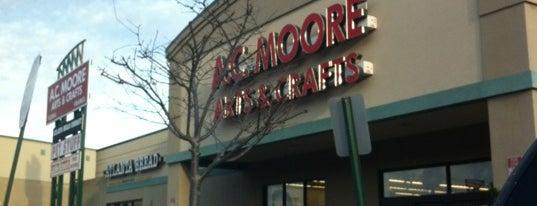 A.C. Moore Arts & Crafts is one of บันทึกเดินทาง New York.