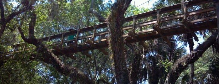 Myakka River State Park is one of My Fun.