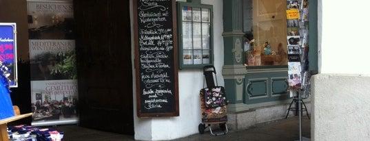 Weinhaus zum Santa is one of Essen gehen.