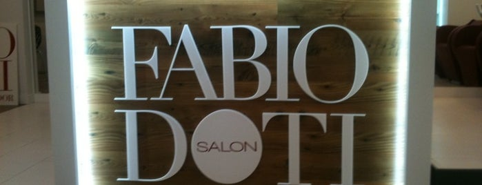 Fabio Doti Salon is one of Lugares favoritos de Amanda.