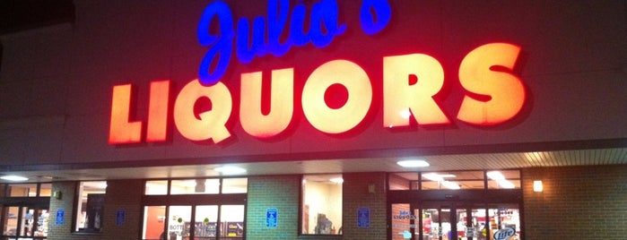 Julio's Liquors is one of My Favorite Places.