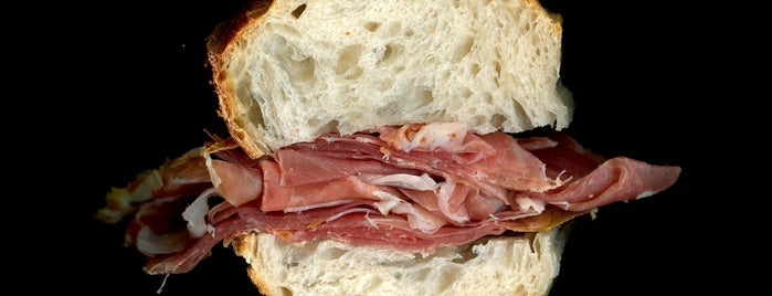 "Eataly Flatiron is one of ""Dream Sandwiches"" List."