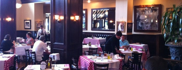 Maggiano's Little Italy is one of AT&T Spotlight on Charlotte, NC.