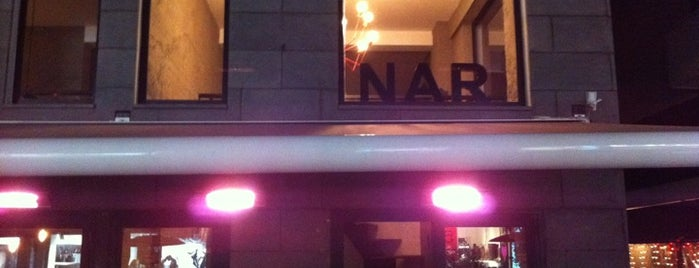 Nar is one of Alsancak.