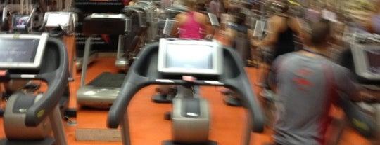 Body Planet Fitness is one of Natalino 님이 좋아한 장소.