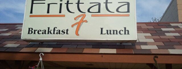Frittata is one of Troy-ish restaurants.