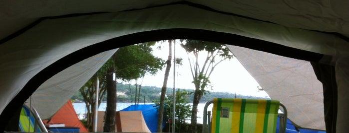 Camping Canto Grande is one of Diversão garantida ou seu dinheiro de volta!.