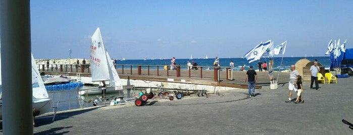 Fortuna Del Mar is one of We Love Tel Aviv!  #4sqCities.