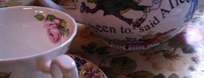 Tea & Sympathy is one of New York for Tea Lovers.