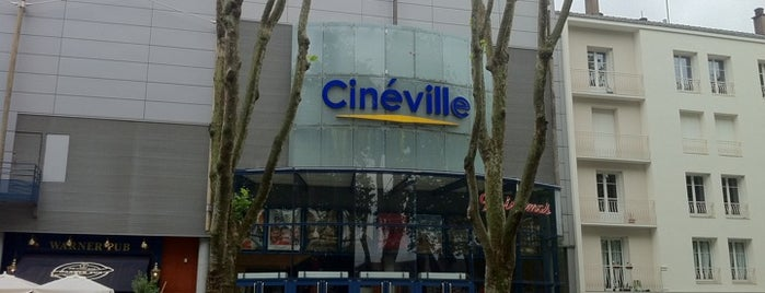 Cinéville Laval is one of Orange Cinéday.
