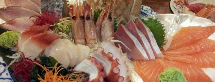 อุโอมาซะ is one of Ichiro's reviewed restaurants.