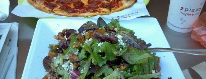 Zcafé is one of Costa Mesa Restaurant Week 2013.