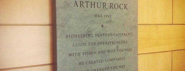 Arthur Rock Center for Entrepreneurship is one of สถานที่ที่ Dominic ถูกใจ.