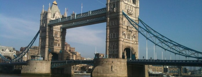 Tower Bridge is one of London 2013 Tom Jones.