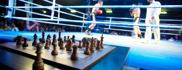 Chessboxing in Berlin