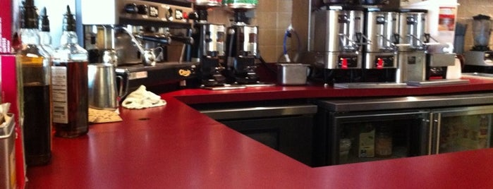 Sosta Café is one of Raleigh Coffee Shops.