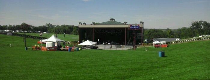 Westfair Amphitheatre is one of Omaha Venues.